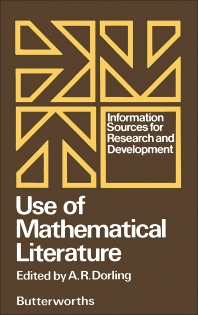 Cover image for Use of Mathematical Literature