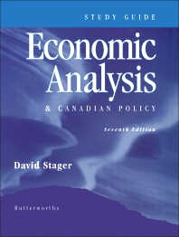 Economic Analysis & Canadian Policy - 7th Edition - ISBN: 9780409899467, 9781483103693