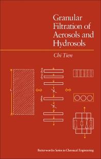 Granular Filtration of Aerosols and Hydrosols - 1st Edition - ISBN: 9780409900439, 9781483162423