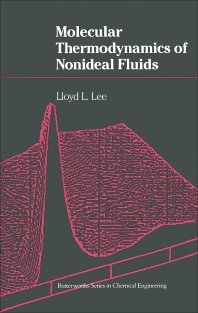 Molecular Thermodynamics of Nonideal Fluids - 1st Edition - ISBN: 9780409900880, 9781483102115