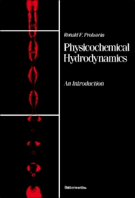 Cover image for Physicochemical Hydrodynamics