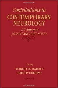 Contributions to Contemporary Neurology - 1st Edition - ISBN: 9780409900934, 9781483192628
