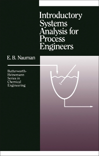 Introductory Systems Analysis for Process Engineers - 1st Edition - ISBN: 9780409902549, 9781483289496