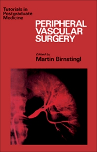 Peripheral Vascular Surgery - 1st Edition - ISBN: 9780433029908, 9781483162294