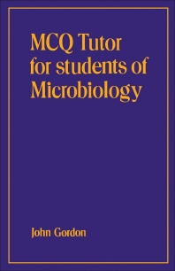 MCQ Tutor for Students of Microbiology - 1st Edition