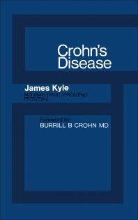 Crohn's Disease - 1st Edition - ISBN: 9780433189008, 9781483192925