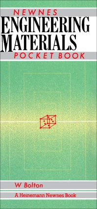 Cover image for Newnes Engineering Materials Pocket Book
