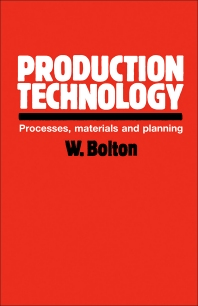 Cover image for Production Technology