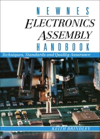 Cover image for Newnes Electronics Assembly Handbook