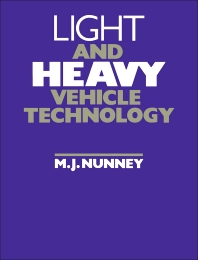 Light and Heavy Vehicle Technology - 1st Edition - ISBN: 9780434914739, 9781483105062