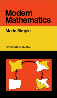 Cover image for Modern Mathematics