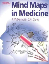Cover image for Mind Maps in Medicine