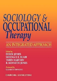 Cover image for Sociology and Occupational Therapy