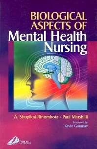 Cover image for Biological Aspects of Mental Health Nursing