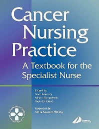 Cover image for Cancer Nursing Practice