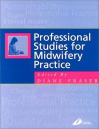 Cover image for Professional Studies for Midwifery Practice