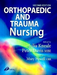 Cover image for Orthopaedic and Trauma Nursing