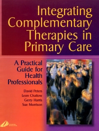 Cover image for Integrating Complementary Therapies in Primary Care