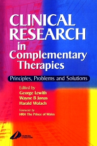 Cover image for Clinical Research in Complementary Therapies