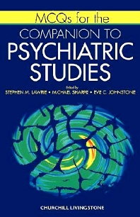 MCQ's for the Companion to Psychiatric Studies