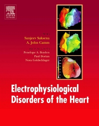 Cover image for Electrophysiological Disorders of the Heart