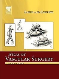 Cover image for Atlas Of Vascular Surgery