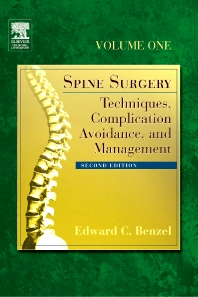 Spine Surgery - 2nd Edition - ISBN: 9780443066160