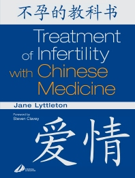 Cover image for Treatment of Infertility with Chinese Medicine