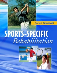 Cover image for Sports-Specific Rehabilitation