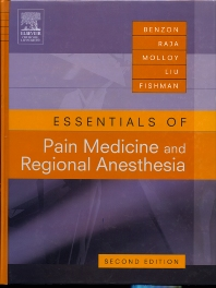Essentials of Pain Medicine - 2nd Edition - ISBN: 9780443066511, 9780702036026