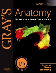 Gray's Anatomy - 40th Edition - ISBN: 9780443066849, 9780702058271