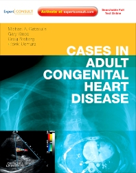 Cover image for Cases in Adult Congenital Heart Disease - Expert Consult: Online and Print