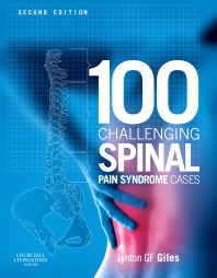 100 Challenging Spinal Pain Syndrome Cases - 2nd Edition - ISBN: 9780443067167