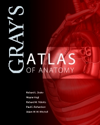 Cover image for Gray's Atlas of Anatomy