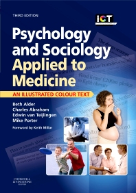 Cover image for Psychology and Sociology Applied to Medicine