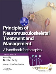 Cover image for Principles of Neuromusculoskeletal Treatment and Management