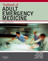 Cover image for Textbook of Adult Emergency Medicine
