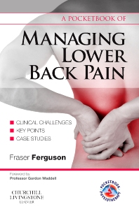 Cover image for A Pocketbook of Managing Lower Back Pain
