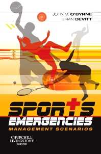 Cover image for Sports Emergencies