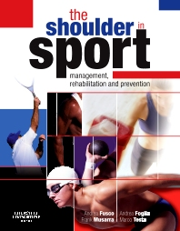Cover image for The Shoulder in Sport