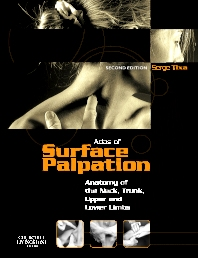 Atlas of Surface Palpation, 2nd Edition,Serge Tixa,ISBN9780443068751