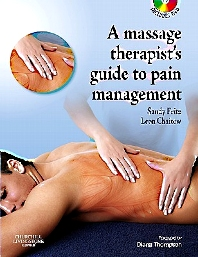 Cover image for The Massage Therapist's Guide to Pain Management with CD-ROM