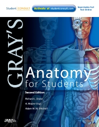Cover image for Gray's Anatomy for Students