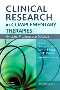 Clinical Research in Complementary Therapies - 2nd Edition - ISBN: 9780443069567, 9780702049163
