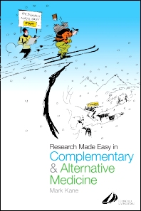 Cover image for Research Made Easy in Complementary and Alternative Medicine