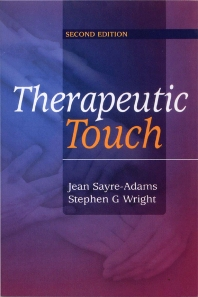 Cover image for Therapeutic Touch