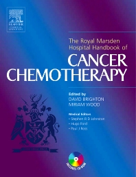 Cover image for Royal Marsden Hospital Handbook of Cancer Chemotherapy