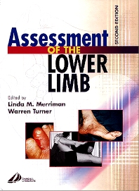 Cover image for Assessment of the Lower Limb