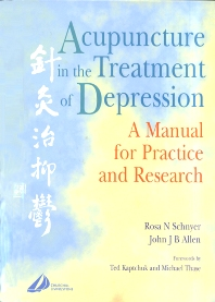 Cover image for Acupuncture in the Treatment of Depression
