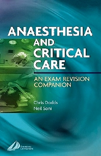 Anesthesia and Critical Care - 1st Edition - ISBN: 9780443071522